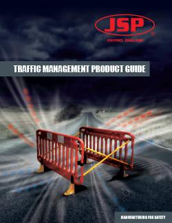 JSP's US Traffic Management Product Guide